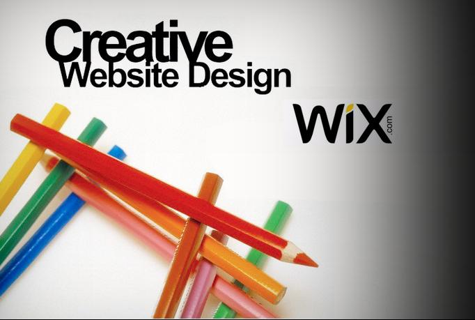 create Professional Wix websites