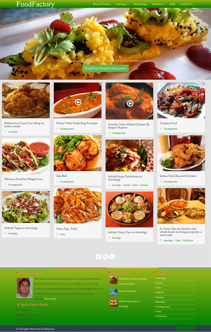FoodFactory