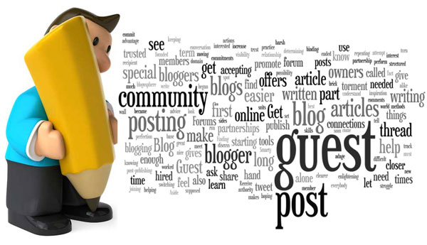 Publish your guest post on PR2+ niche blogs
