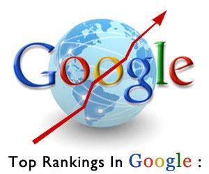 Google First Page SEO Guaranteed Top 10 Rankings