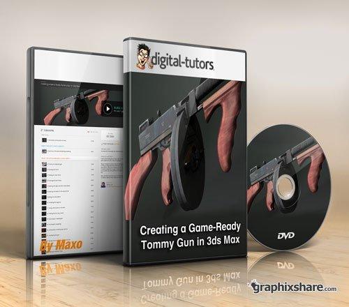 Digital tutors 3dsmax, Maya, Photoshop, and more Lessons