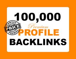 SAVE 30 - 100,000 Backlinks FAST