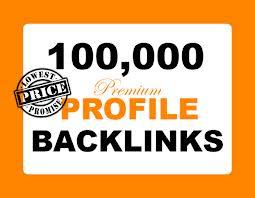SAVE $30 - 100,000 Backlinks FAST