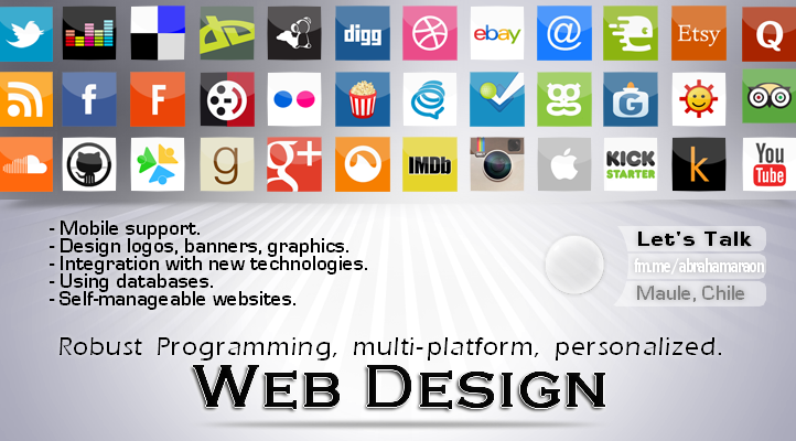Create Website,  Web Design,  self-administered