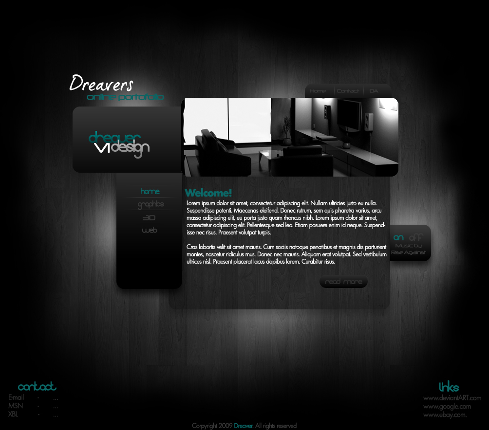 I will install slider on your website,  or design your template