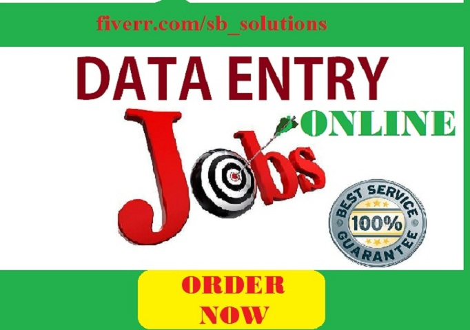 Show You How To Make 3000 Dollars Monthly Doing Data Entry Jobs Online