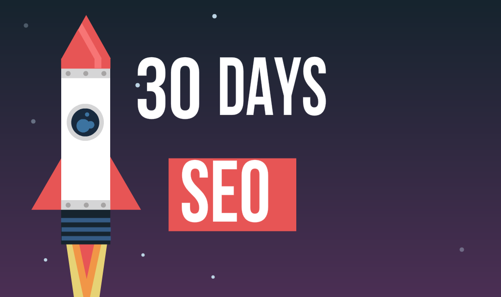 30 days of SEO Backlinks