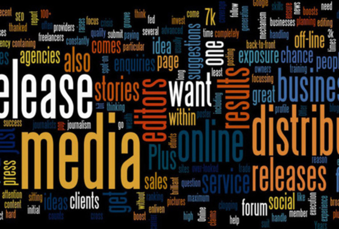 send Your Press Release to 100 News,  Magazines,  TV,  Radio,  Online etc