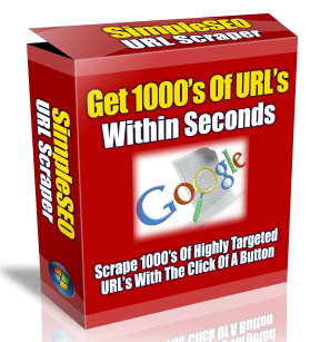 URL Scraper and Google PR Checker Software Tool for $9 - SEOClerks