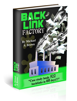 The Backlink Factory
