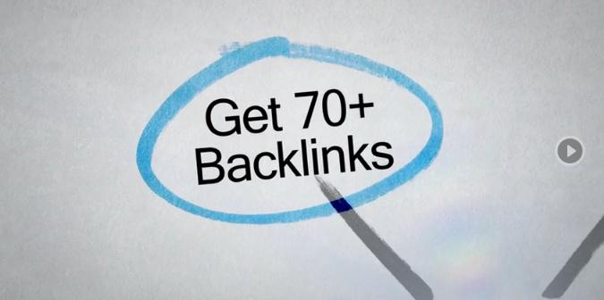 I will create 70 Real High Pr BACKLINKS,  Dofollow,  PR8,  PR9,  Authority links,  Good Seo for