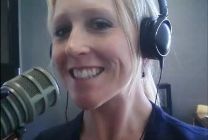 record a 100 word Professional female voiceover