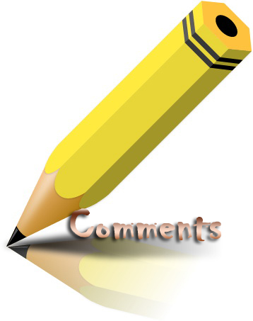 Write 10 comments to your blog post