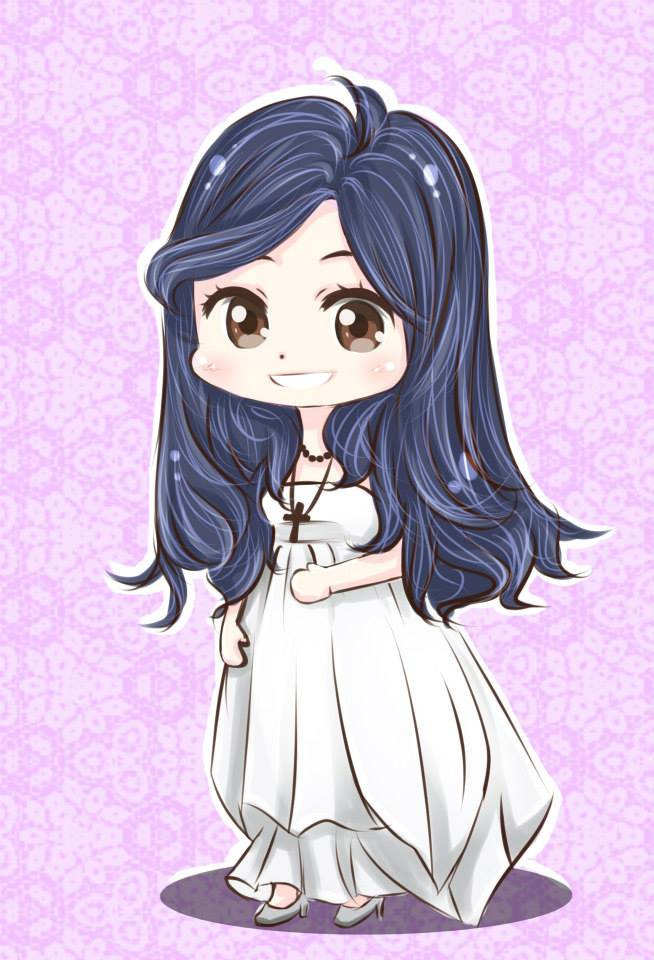 i will draw you a chibi images