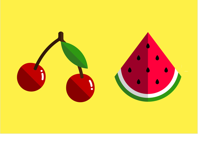 design a minimal vector icon of anything you want
