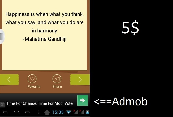 I Will sell  Quotes  Source Code World Most Popular APP
