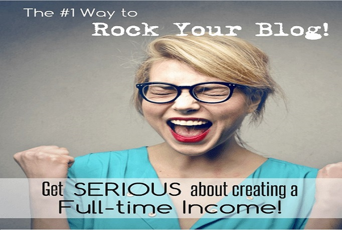 give you Unknown Secrets for blogging your way to six figure income