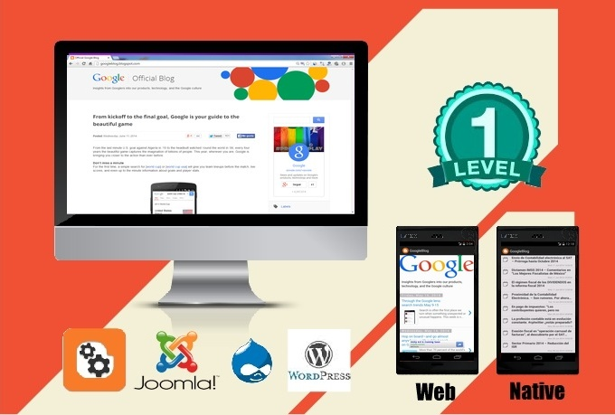 Get the most beautiful application for website
