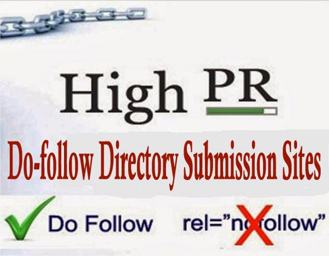 I will submit Manually High PR 30 directory