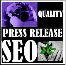Manually submit your press release to 40 PAID and free PR site,  and create SEO linkwheel