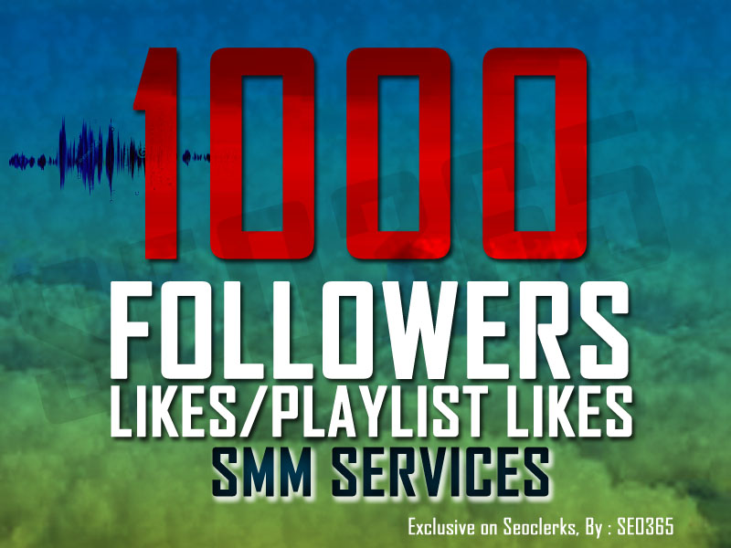 1000 LIKES OR FOLLOWERS WITHIN 24HRS
