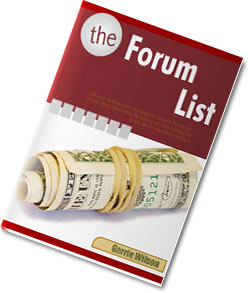 provide you 280+ Forums List which initially/instantl...