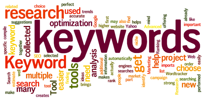 French keywords research recherches de 10 expressions...