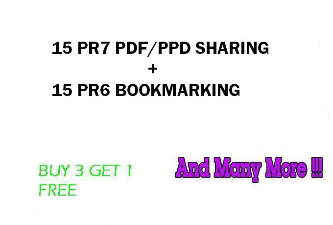 Hummingbird safe 15 PR7 PDF submission and 15 PR6 Social Bookmarking