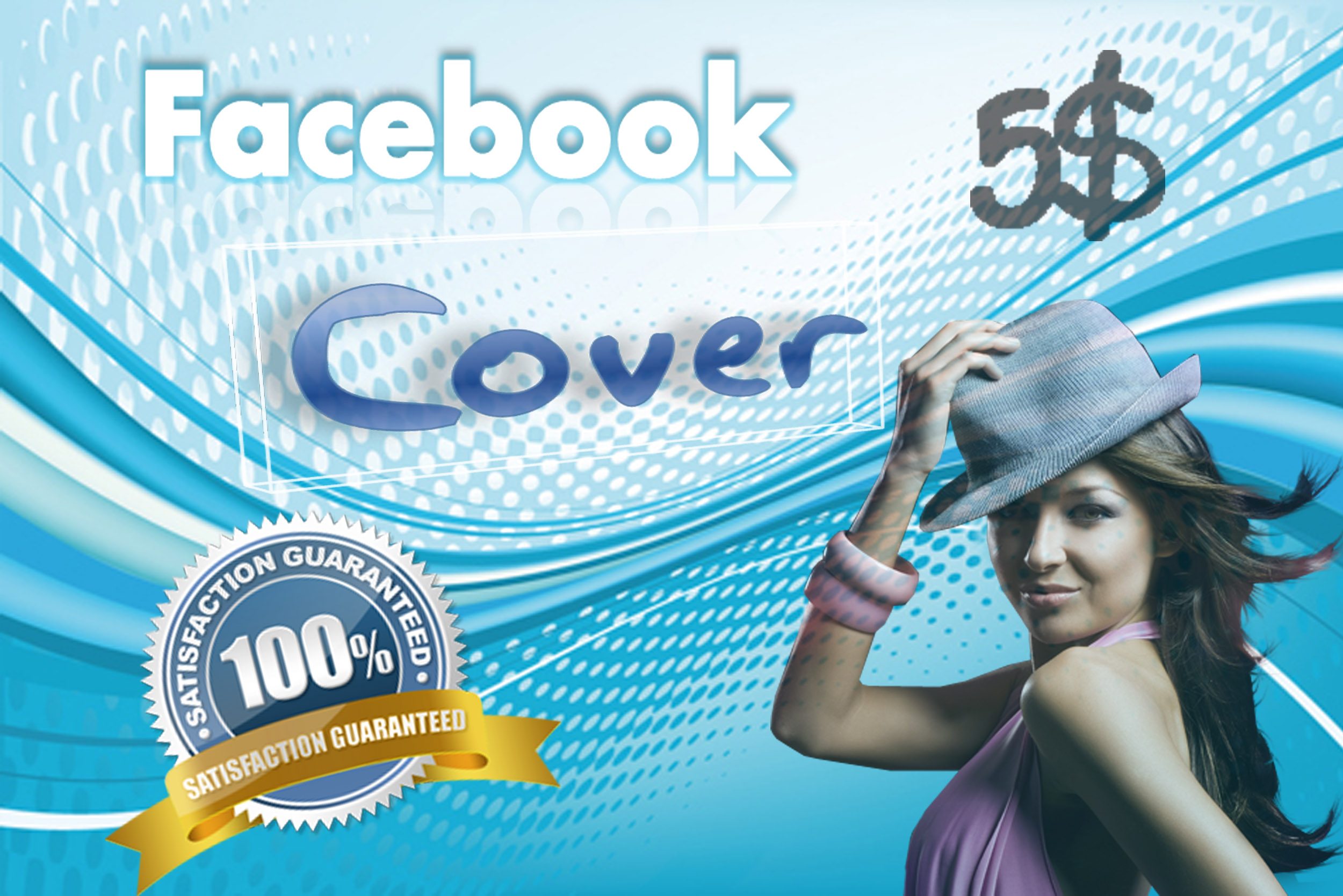 Very attractive Facebook Covers in 12 hrs