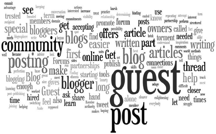 We Will Guest Post on General Niche PA53,  DA45 Blog
