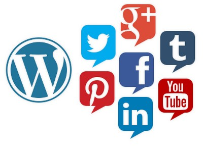 Automate blog postings to social sites