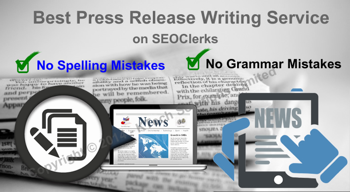 I will write up to 500 words press release