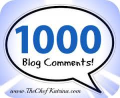 do 1000 edu Blog comments /.