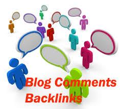 build 3000+ high pr blog comments backlinks, unlimited urls and keywords allowed, link report included
