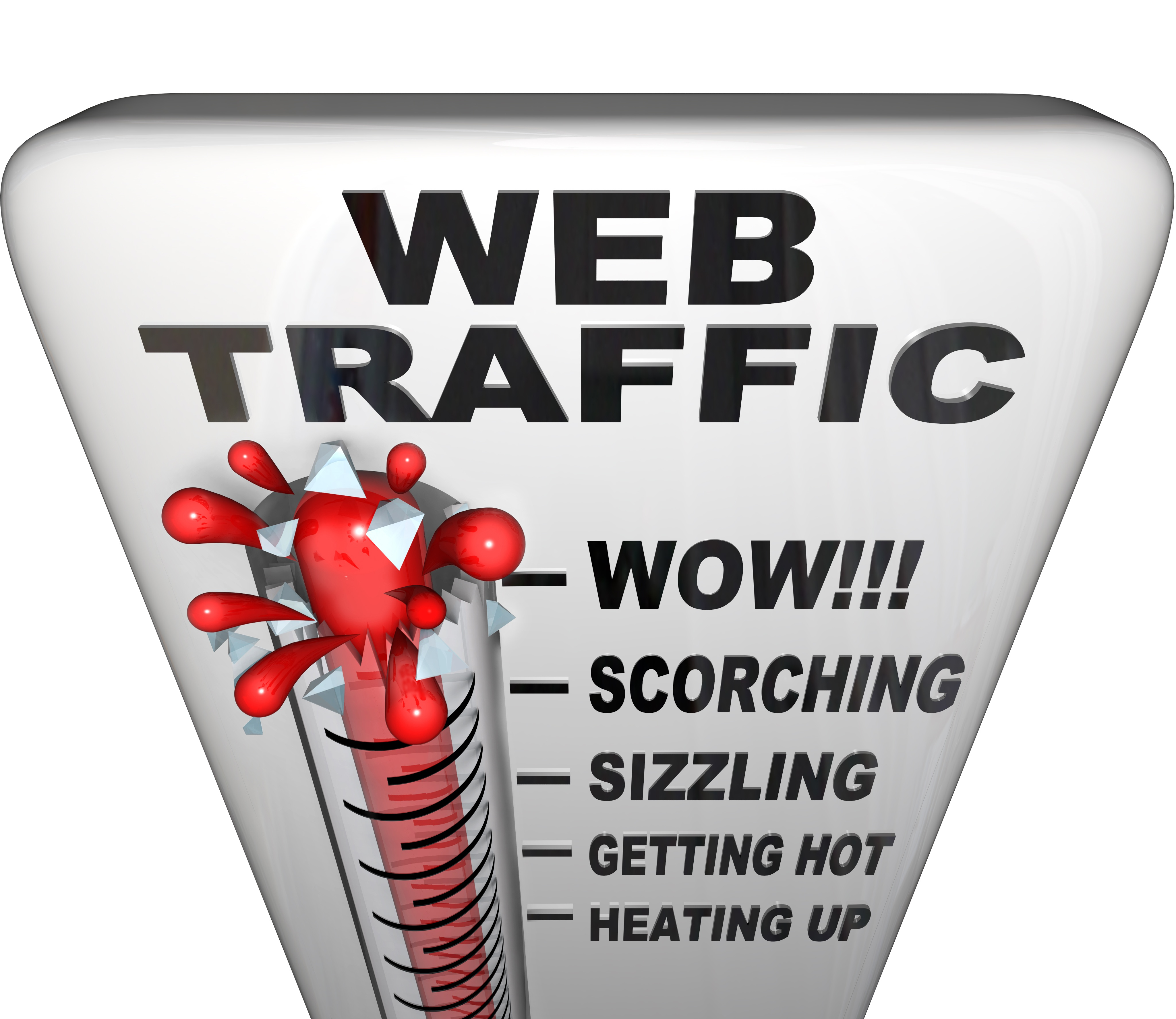 Image result for website traffic photo