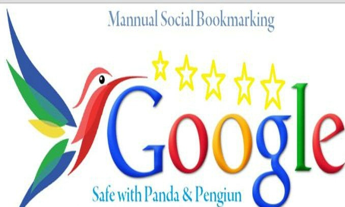 Will do social bookmarking submission manually to 200 sites for your