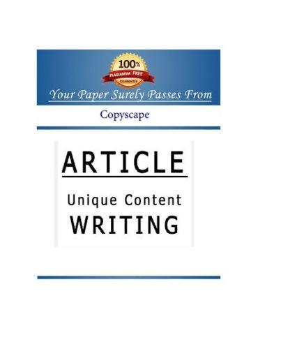500 Word SEO Optimized article writing service with BONUS