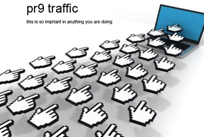 I will invite 6000 pr9 traffic to your page in 12hours