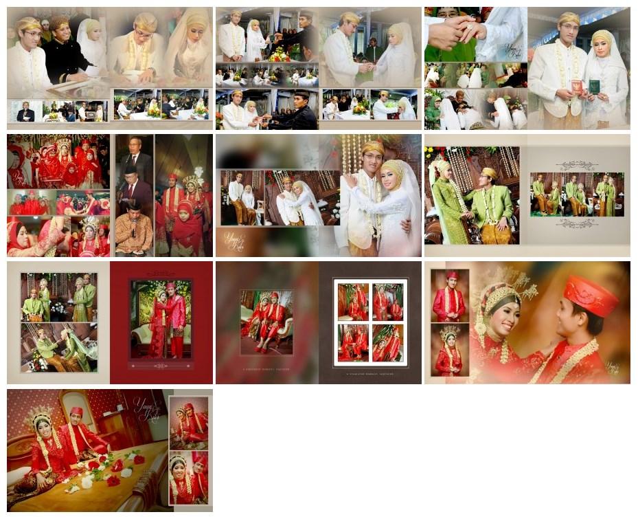 template psd weddingbook for 10 seoclerks