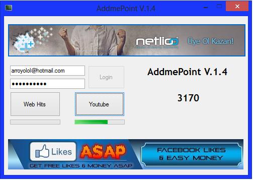 Addmepoint