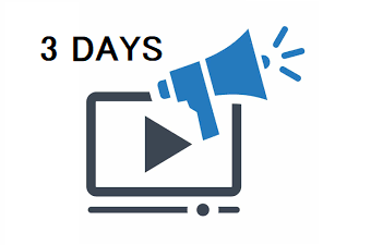 YouTube Promotion Package - 3 Days