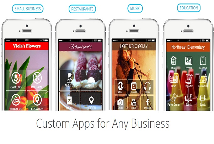make your Business BEAUTIFUL Android apps