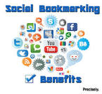 Generate real  60 Social Bookmarking for your website