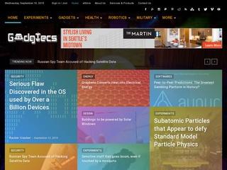 High Traffic & High Ranking Technology Blog