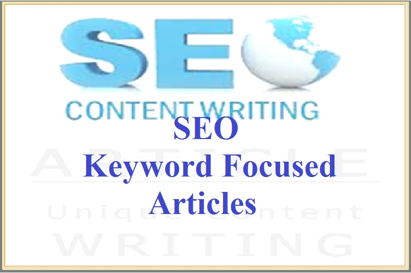 Two 500 Words SEO original articles