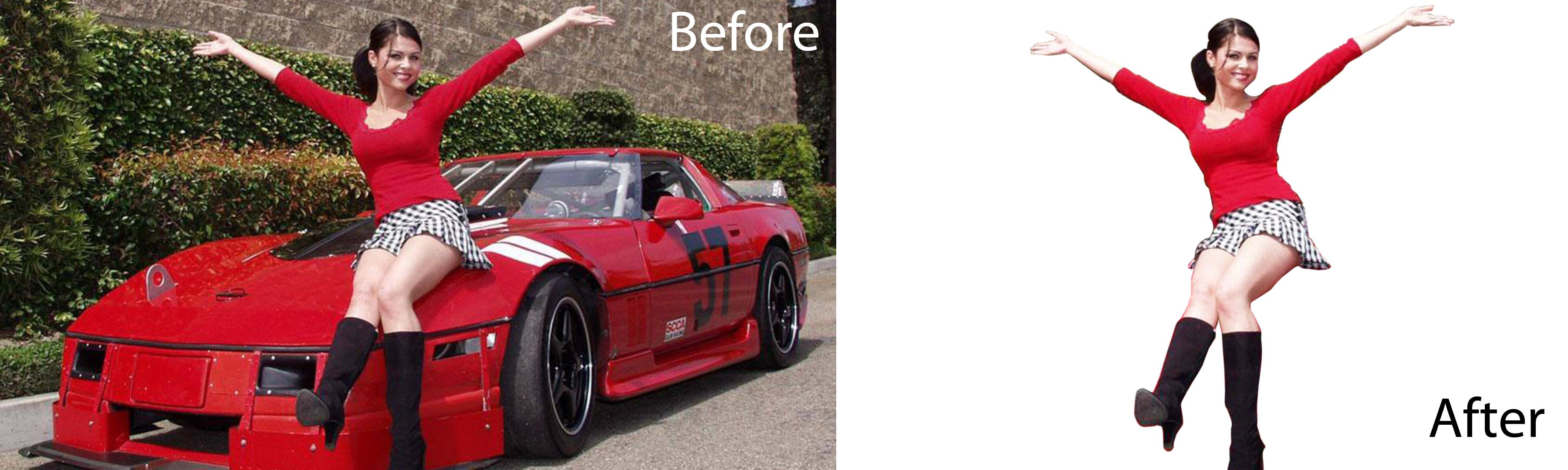 I will remove background of any 10 photos in 24 hour for $5 ...