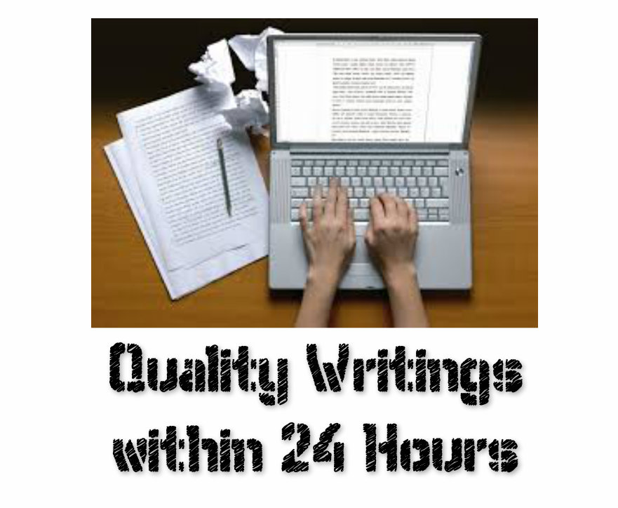I will write creative 500 words articles within just 24 hours