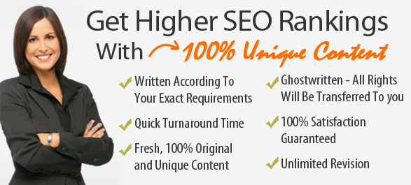 I will write two 500 words Original SEO articles