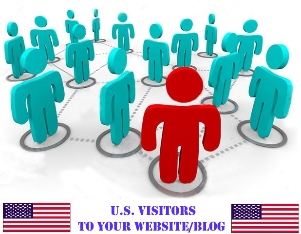 I will Send 3K+ Unique Human Visitors From USA With Proof To Your Website