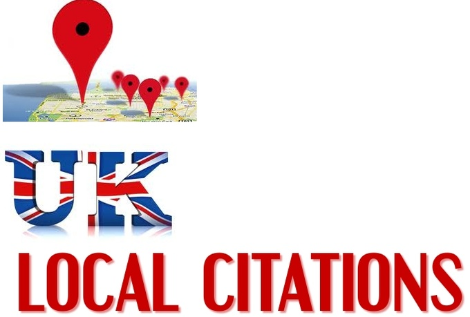 I will create 15 high PR local citations for uk,  approved